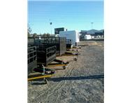 Trailer hire Cape Town