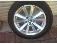 BMW 5 Series 17 Inch Mags with Runf...