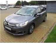 2012 CITROEN C4 1.6 VTI SEDUCTION