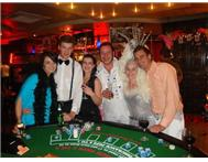 FUN FILLED VEGAS STYLE CASINO THEMED PARTIES