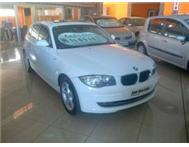 2008 BMW 1 Series 5 door