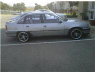 Clean Reliable Economical and Trustworthy Opel Monza GSi 1