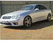 Mercedes Benz - CLK 63 AMG Coupe
