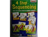 educational game 4 step sequencing building stories