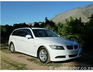 2006 BMW 3 SERIES 325 touring