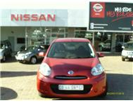 Nissan - Micra 1.5 dCi Acenta 5 Door (new)