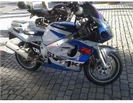 SUZUKI GSXR SRAD 600 FOR SALE ONE OF A KIND