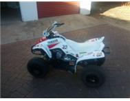 Yamaha Raptor 50 Kiddies quad