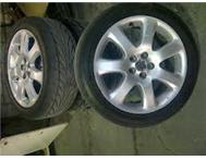 Toyota original 17inch mags to fit Avensis or new spec Corrola
