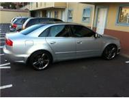 2006 Audi A4 2.0T Multitronic RS-Edition