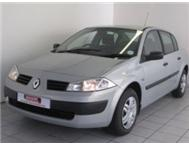2004 Renault Megane II 1.6 Authentique M/T