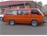 Siyaya Taxi for sale