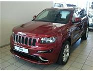2013 JEEP GRAND CHEROKEE 6.4L SRT8 Hemi