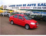 2006 Chevrolet AVEO 1.5LS SEDAN IMMACULATE