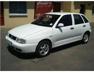 2003 Volkswagen Polo Playa 1.8