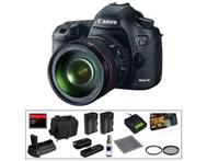 EOS 5D Mark III Digital Camera Deluxe Accessory Kit with 24-