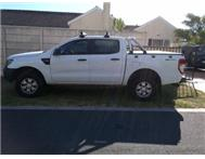 2012 FORD RANGER XL 6 SPEED DOUBLE ... Gordon s Bay