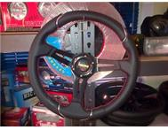 Momo steering wheels & lots of vehicle accesories