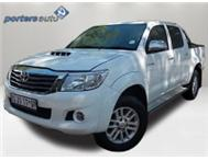 Toyota Hilux 3.0 D-4D Raider Raised Body Auto Double Cab