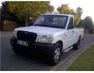 2008 Mahindra Scorpio 2.5 BAKKIE with 150000km on clock!