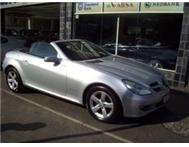 MERCEDES BENZ SLK 200 CONVERTABLE