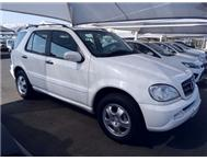 2004 Mercedes-Benz ML 350 (172 kW)
