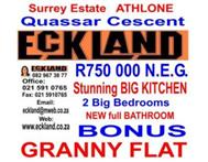 ATLONE - SURREY ESTATE - QUASSAR CRESCENT