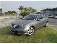 2012 Mercedes-Benz C 200 CDi Blue Efficiency Avantgarde 7G-Tronic Plus