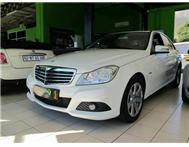 2011 MERCEDES-BENZ C-CLASS C180 Kompressor Blue Efficiency