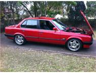 BMW E30 box shape 325i. turbo