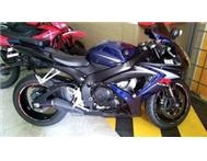 AS NEW SUZUKI GSX-R 750