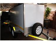 Trailer ideal for hunters transportation of produce