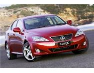 Lexus IS250 SE