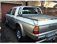 colt rodeo 4x4 double cab Pretoria North