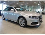 2008 Audi A4 2.0Tdi Ambition Manual