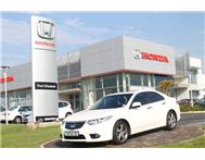Honda - Accord 2.4i V-Tec (148 kW) Executive Auto