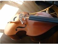 Second hand Palatino 1/2 size Double Bass for sale