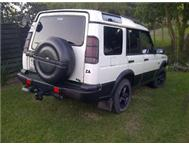 Land Rover Discovery 1 (Face lift)
