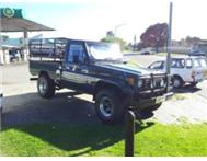 1987 TOYOTA LANDCRUISER 4.2 D PICK UP