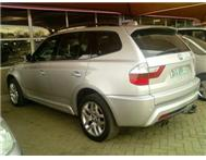 2008 BMW X3 3.0 Sport For Sale in Cars for Sale Free State Bloemfontein - South Africa