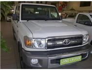 2013 TOYOTA LANDCRUISER P/UP 4.0P D/C