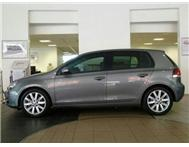 2011 VOLKSWAGEN GOLF 6 1.4 TSi Highline (118kw)