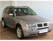 2005 BMW X3 2.5i Steptronic (REF:229734)
