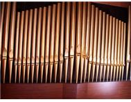 Pipe organ / Church organ