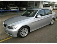 2007 BMW 3 SERIES 320d Exclusive Auto