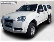 2010 GWM Steed 2.4MPi double cab Lux