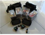 2 x Sony PSP with accessories