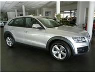 2012 AUDI Q5 2.0 TDI Quattro Manual