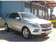 2012 Mercedes-Benz M-class Ml 350 Be