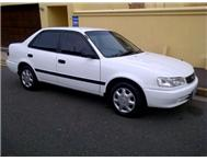 2000 Toyota Corolla 180i Gle Manual